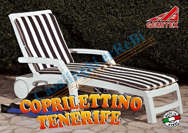 *CUSCINO LETTINO 190X50X4