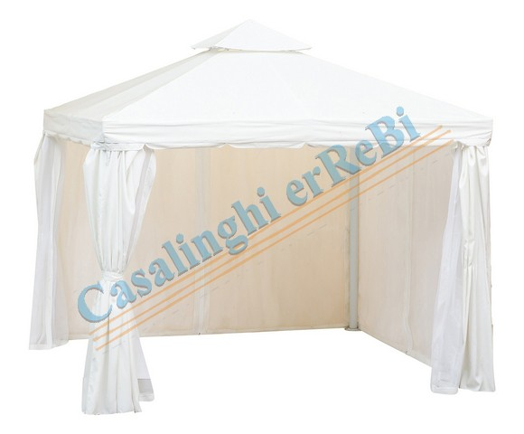 GAZEBO BIANCO ALL.3X3 TENDA    eZA