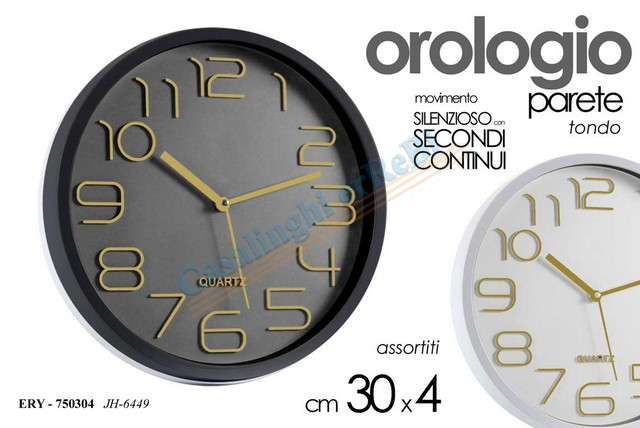 ERY/OROLOGIO WHITE -GOLD 30*4 JH6449