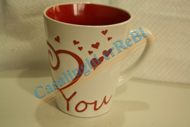 *TAZZA LATTE MAGS CHRISTMAS 901-2