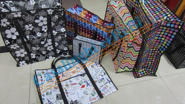 *SHOPPINGBAGS 50X38X17 ART.10440-7