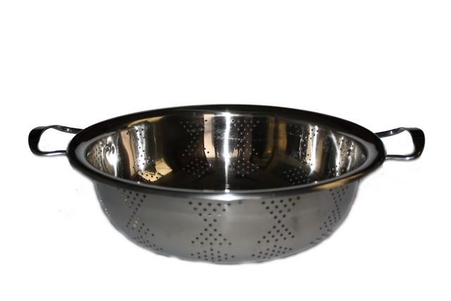 scolapasta inox cm 36 - s-imr015 - div scolapasta - div cucina ... - Errebi Cucine