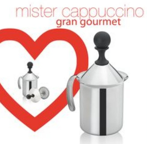 LOVE STORY MISTER CAPPUCCINO
