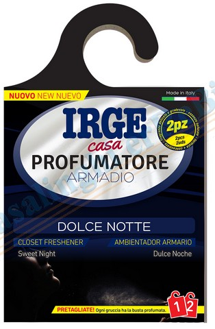 BUSTE PROF. 2 PZ GRUCCIA DOLCE NOTTEDEO3835A