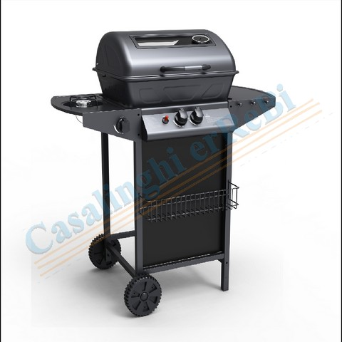 BARBECUE G2083G BLACK