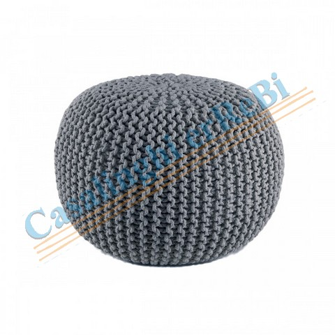 *POUF ANTIBES AVION 40X40X40H
