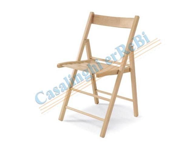 Div sedie legno div casalinghi sedia legno silvana massello