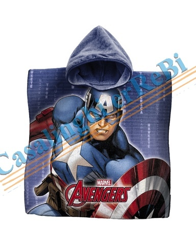 ACCAP PONCHO AVENGERS 60X120/300GSM 39872