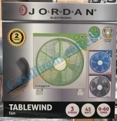 *VENTILATORE TABLEWIND KYT-30A